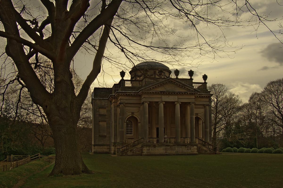 Gibside Chapel.