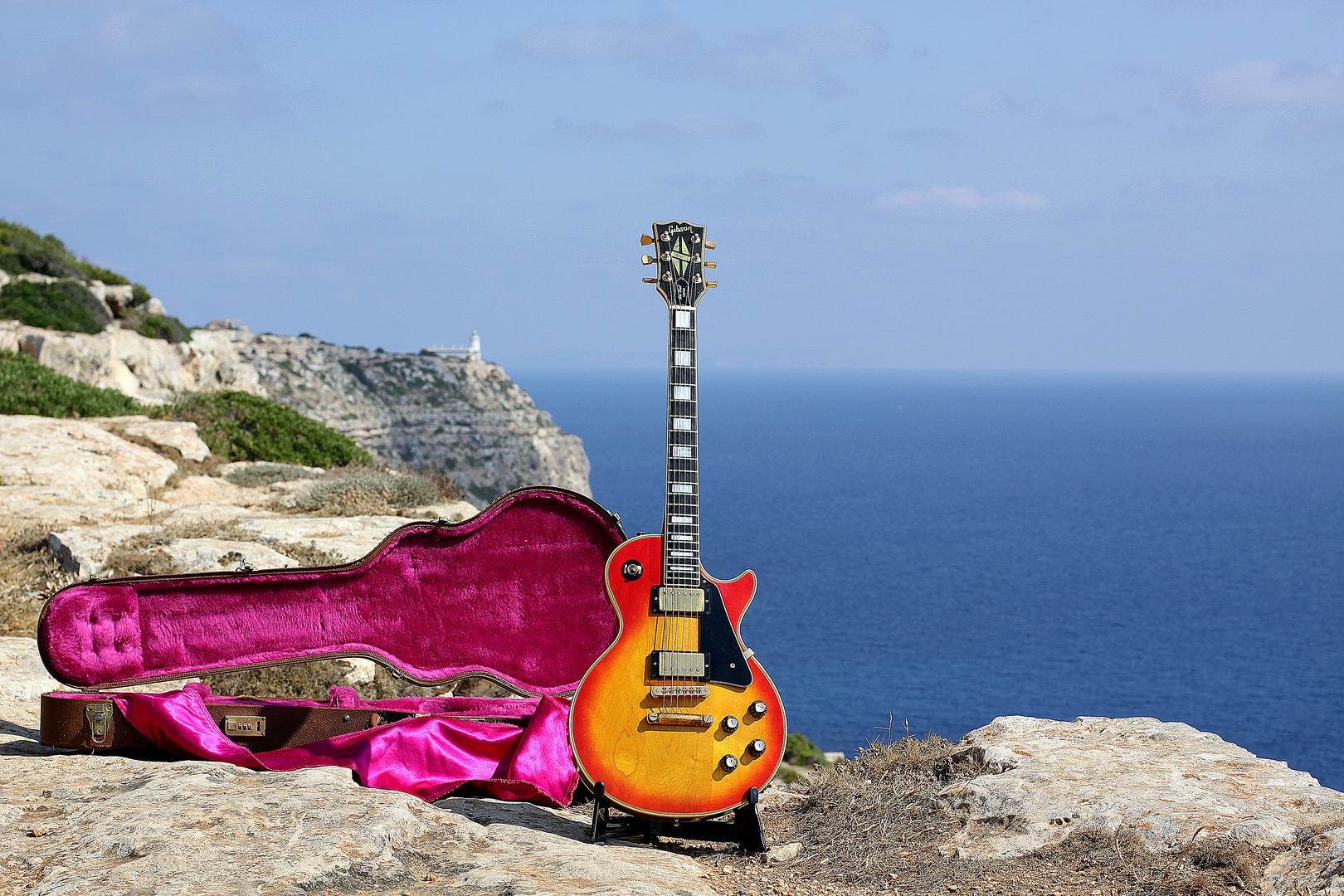 Gibson Les Paul Custom Baujahr 1977