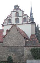 Giebelansicht Kirche Fulda