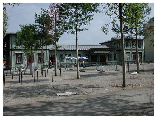 Giesinger Bahnhof 2009
