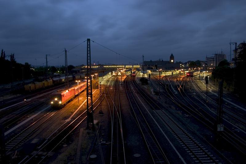 Gießener Bahnhof