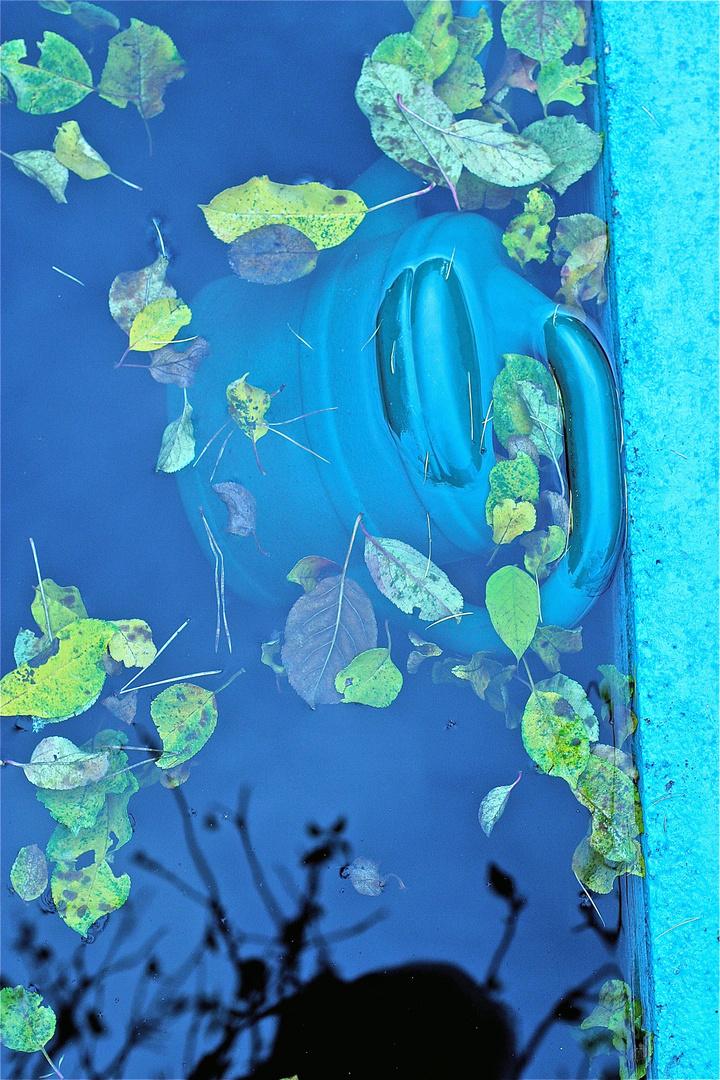 Gießkanne imbecken