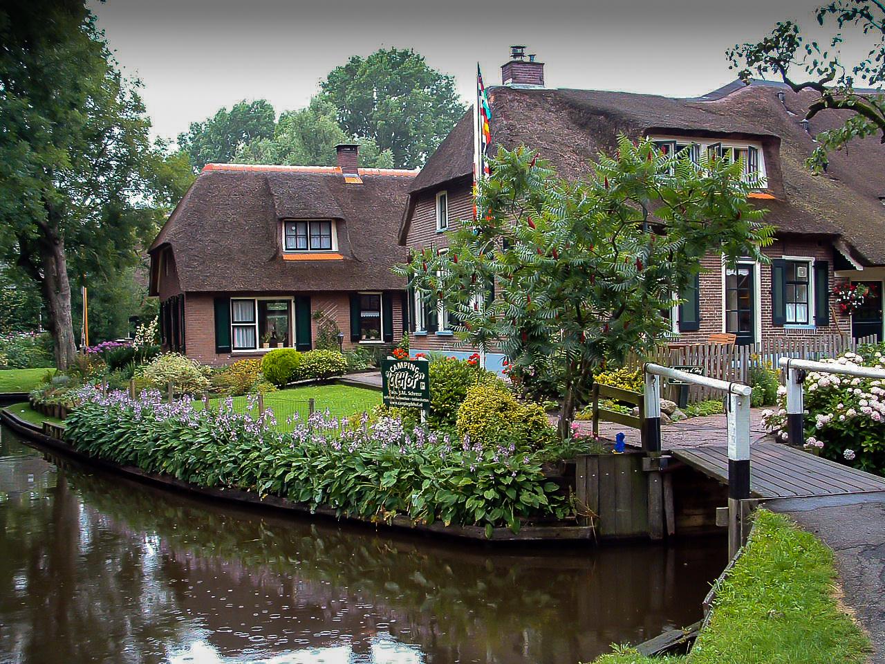 Giethoorn VII - das Venedig Hollands