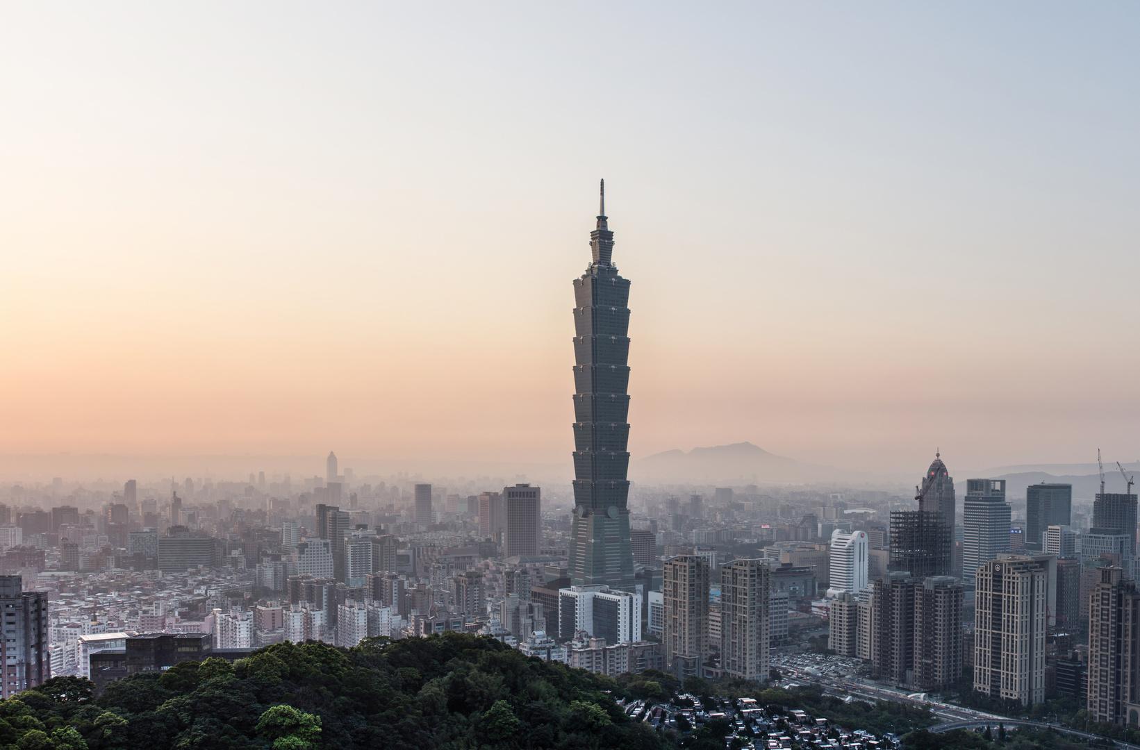 Gigant im Nebel - Taipei 1O1