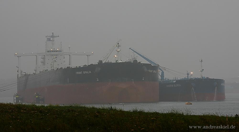 ... Giganten im Nebel gefunden ...