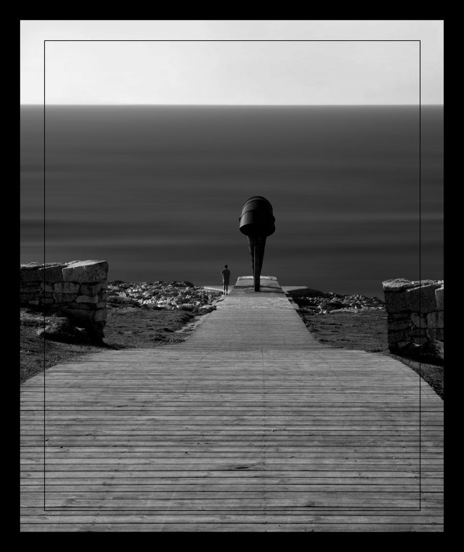 Gigantesca soledad