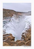 Gigantische Wassermassen