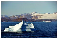 Gigantisches Grönland