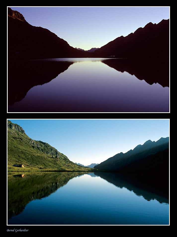 Giglachsee - Collage 1