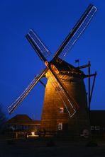 Gildehauser Mühle in weihnachtlichem Lichterzauber