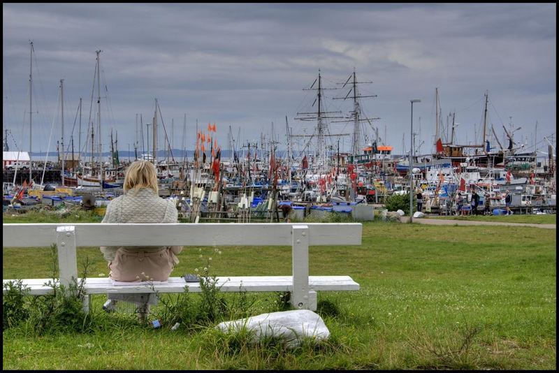 Gilleleje Hafen
