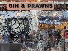 Gin & Prawns