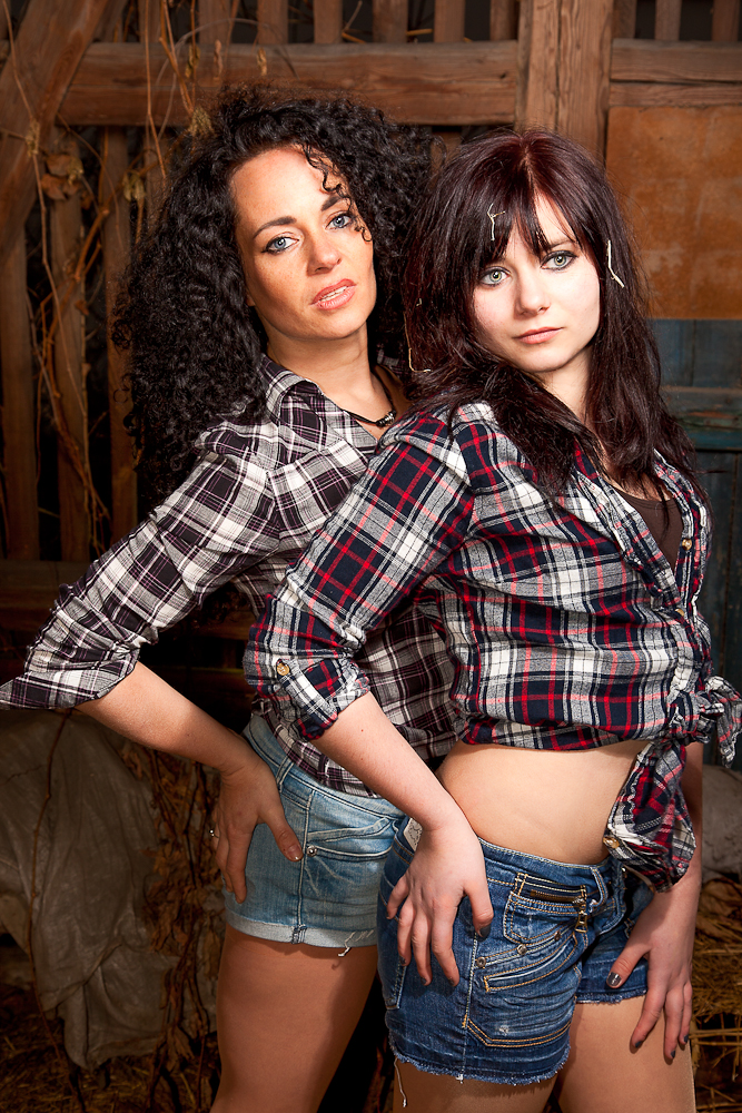 Gina & Karen