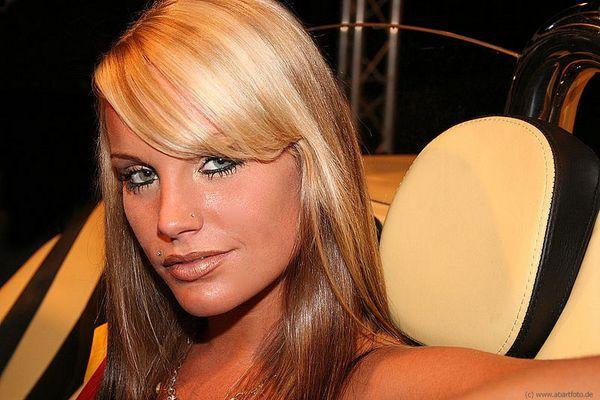 Gina-Lisa Miss Frankfurt 2005