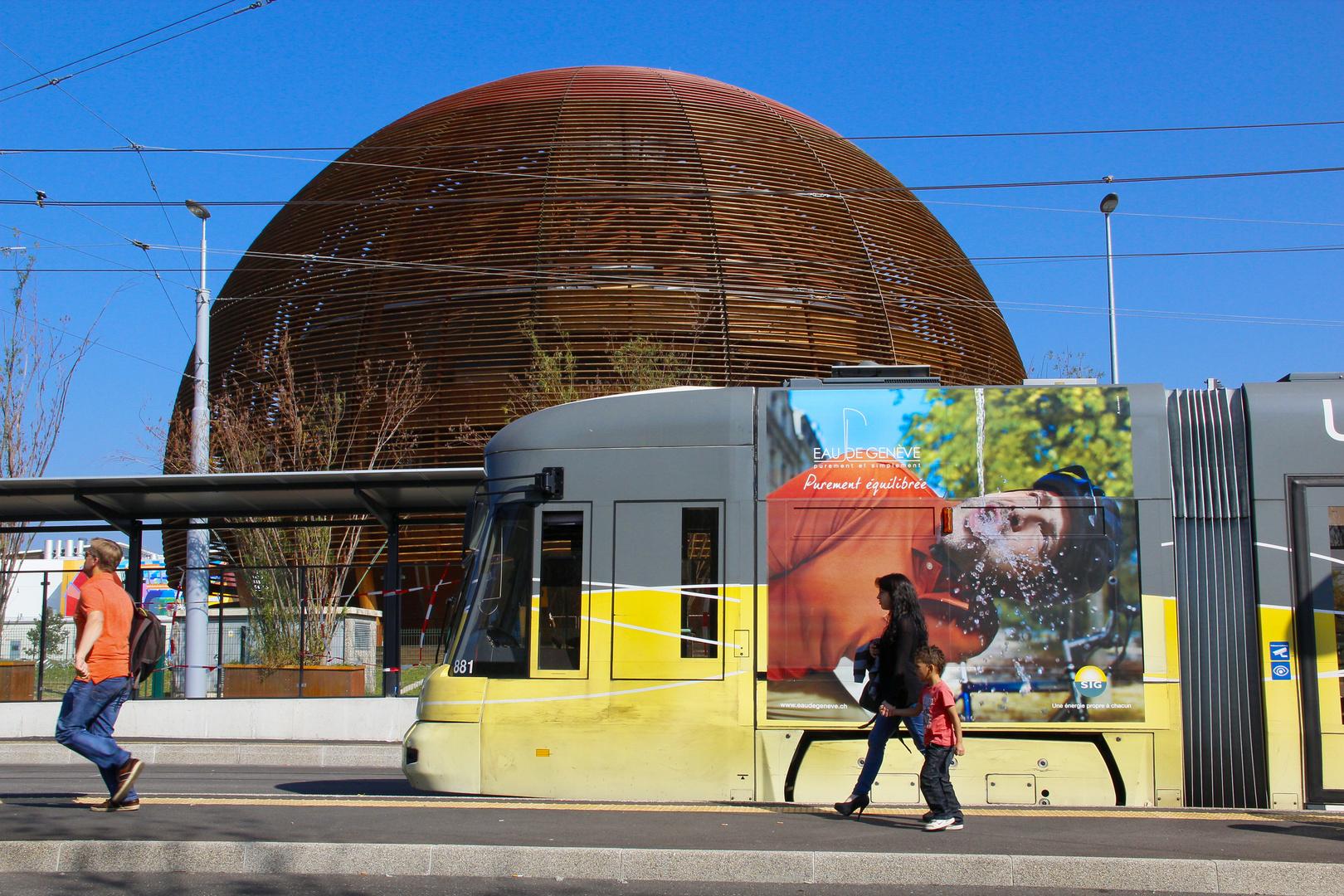 Ginevra - Benvenuti al CERN!