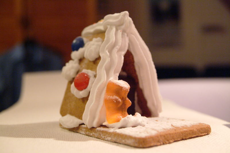 Gingerbread Housing Development