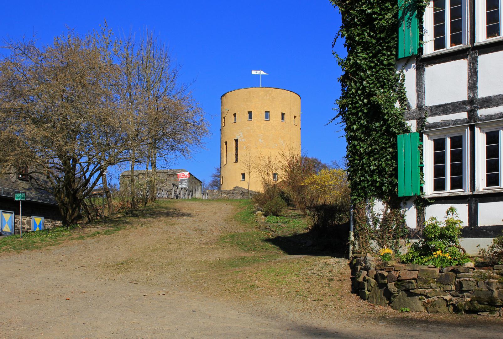 Ginsburg beim Hilchenbacher Stadtteil Grund 4