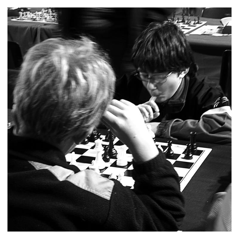 giocatori di scacchi 1/2