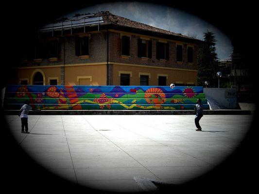 Giochi al Parco XXII Aprile, Modena