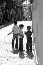 giochi di strada - Gerusalemme 2008