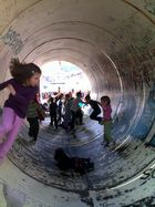 Giochi nel tubo