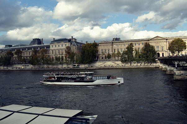 giornata a parigi