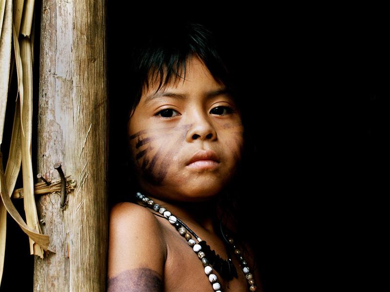 Giovane indios
