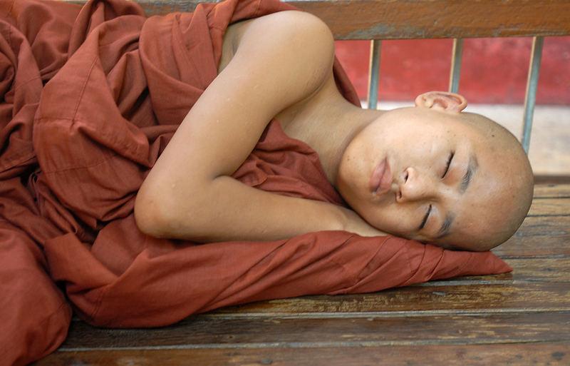 Giovane monaco-Birmania 2006
