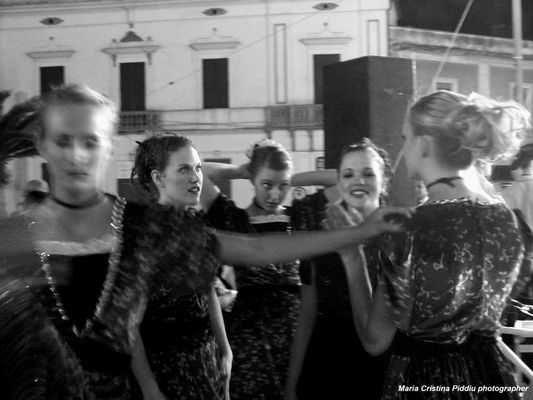 Giovani danzatrici