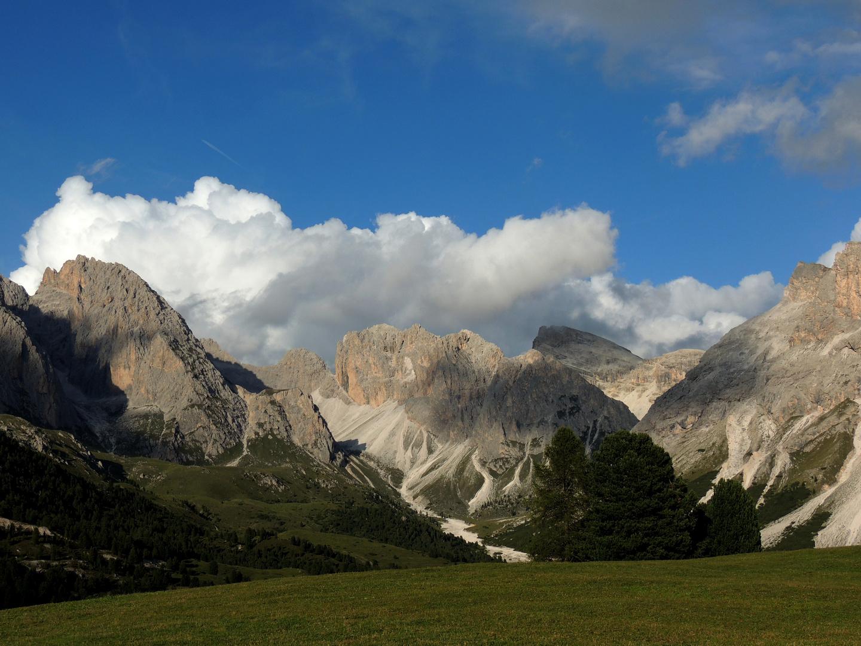 Gipfel der Dolomiten 1