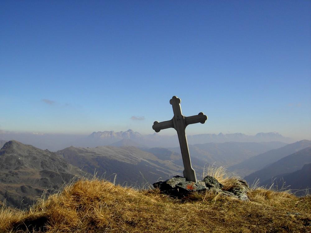 Gipfel-Kreuzchen....