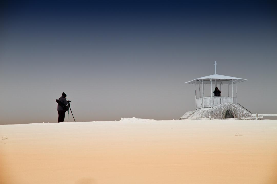 Gipfelfotografen...