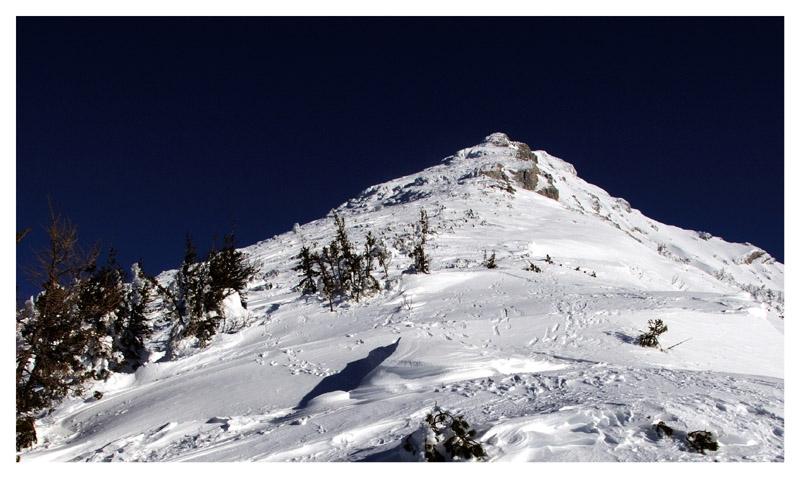 Gipfelkamm des Großen Pyhrgas