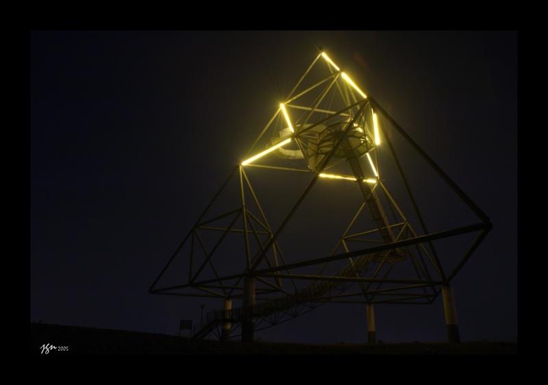 Gipfelkreuz im Pott