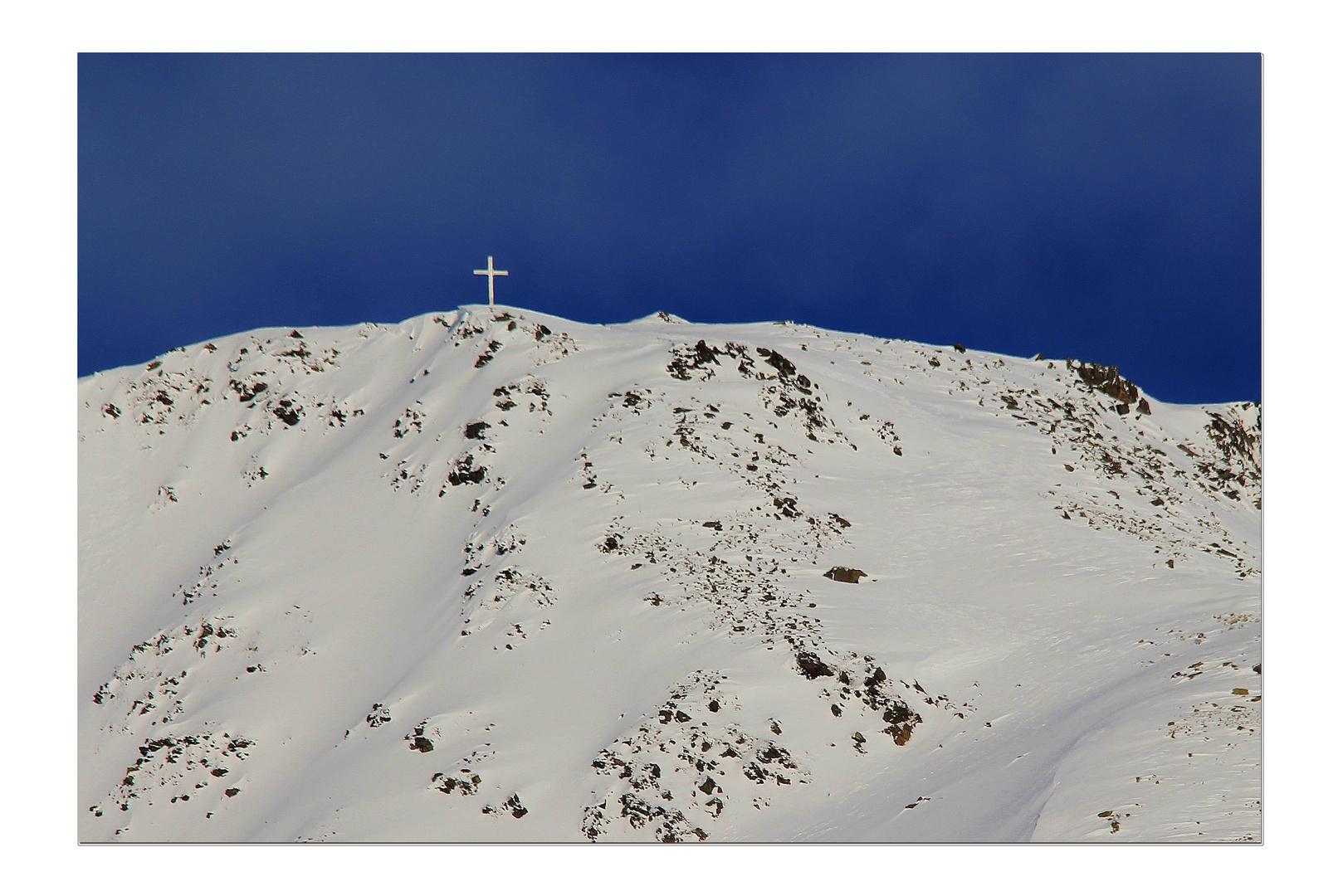 Gipfelkreuz vom Rossbodenstock...(Part 2)