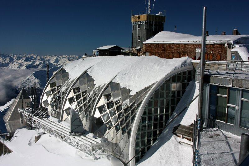 Gipfelstation Zugspitze