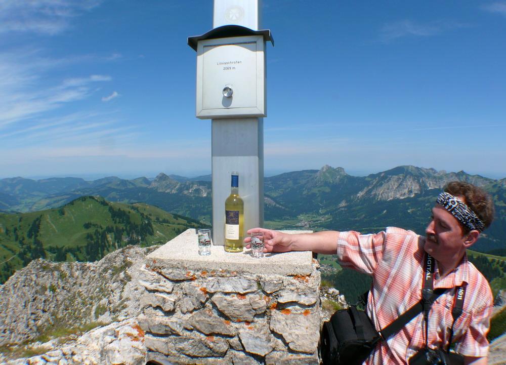 Gipfelwein