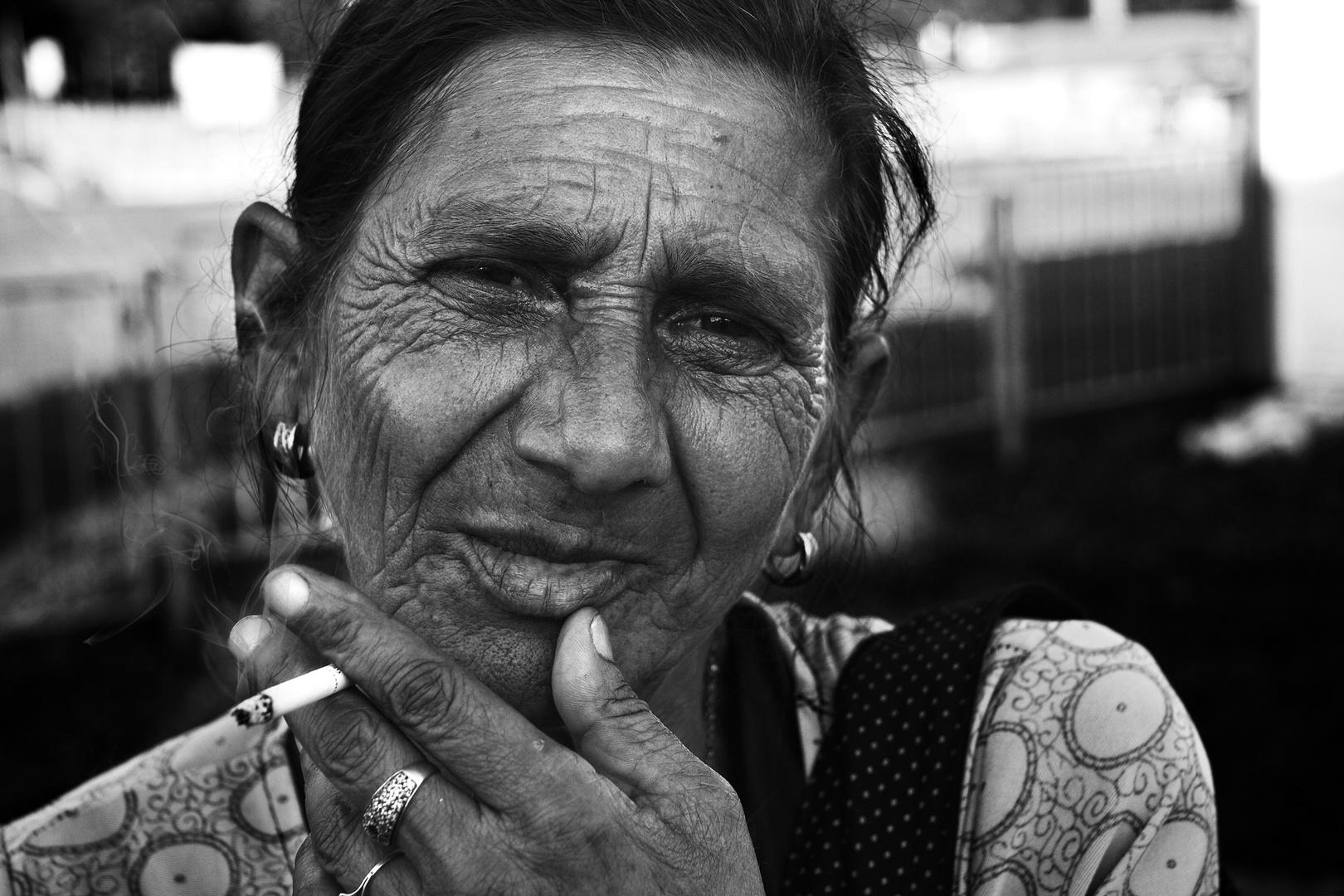 Gipsy Grandma