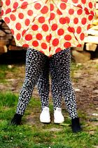 Giraffe ? nein Model Melli & Melina