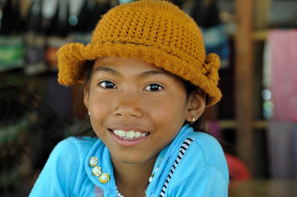 Girl 3 from Bakong