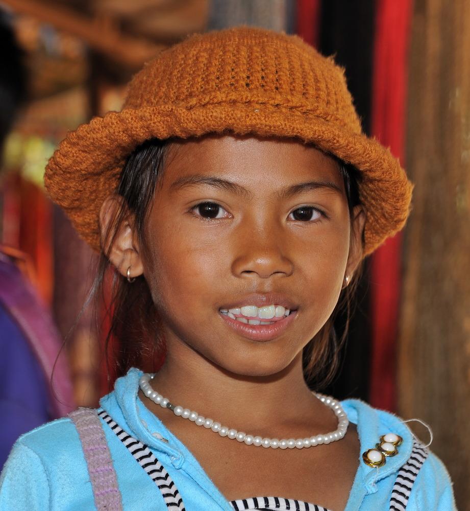 Girl 3 from Bakong b