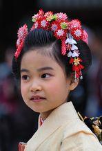Girl at Meiji Shrine 1
