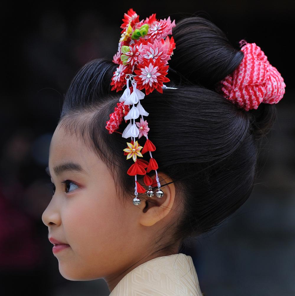 Girl at Meiji Shrine 2