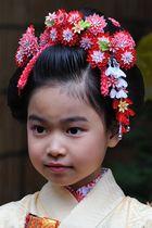Girl at Meiji Shrine 3
