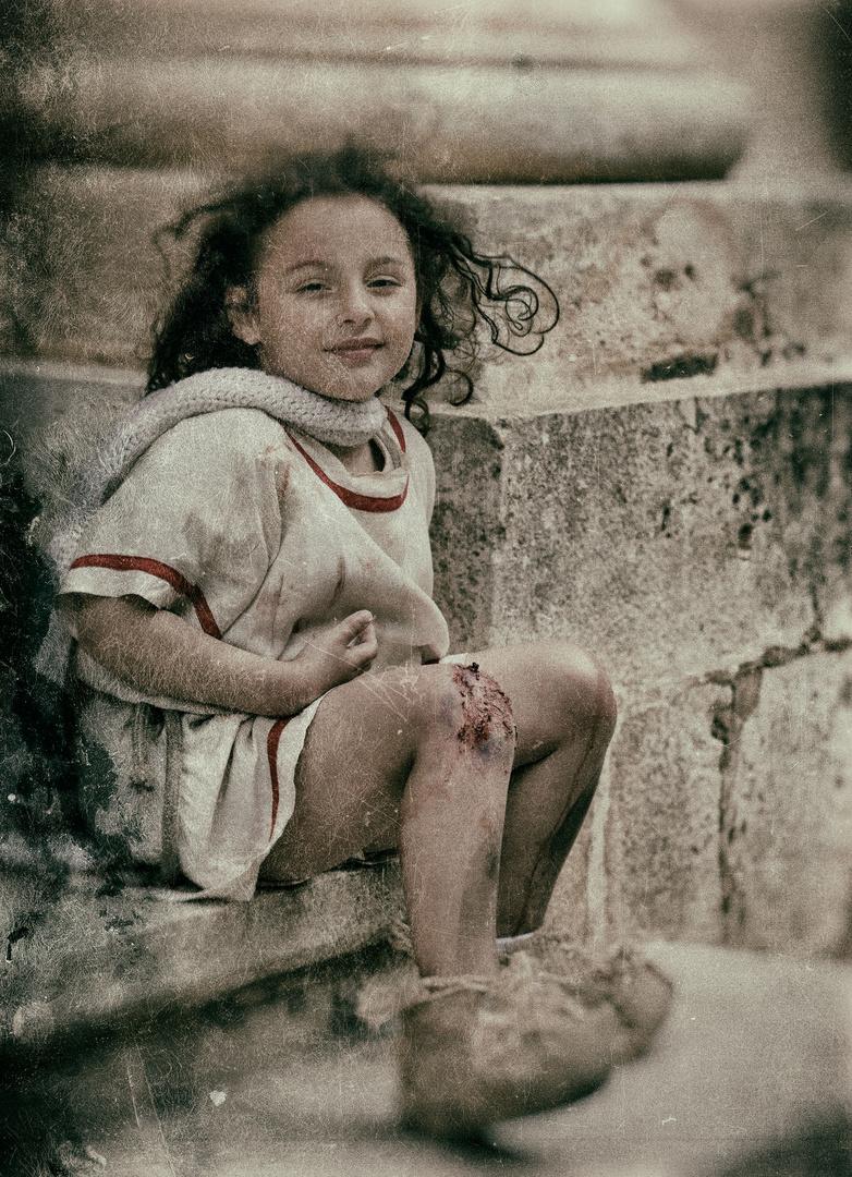 GIRL FROM MDINA