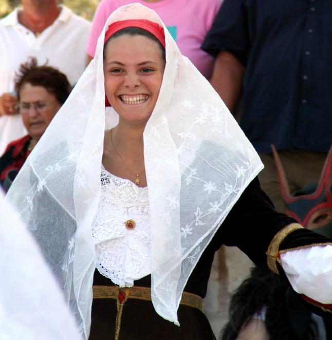 Girl from Porec