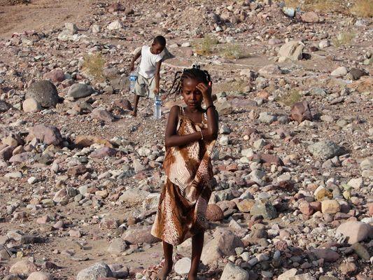 Girl from Tajurah