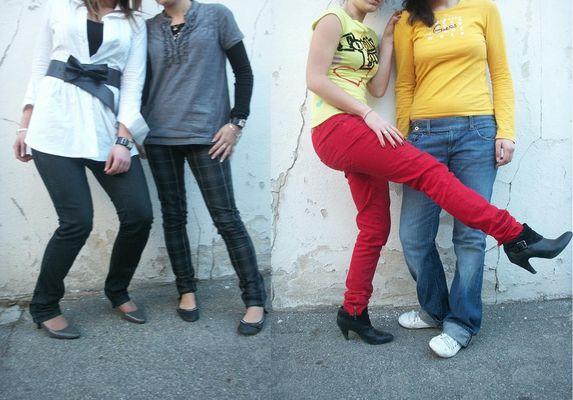 Girls girls Girls !