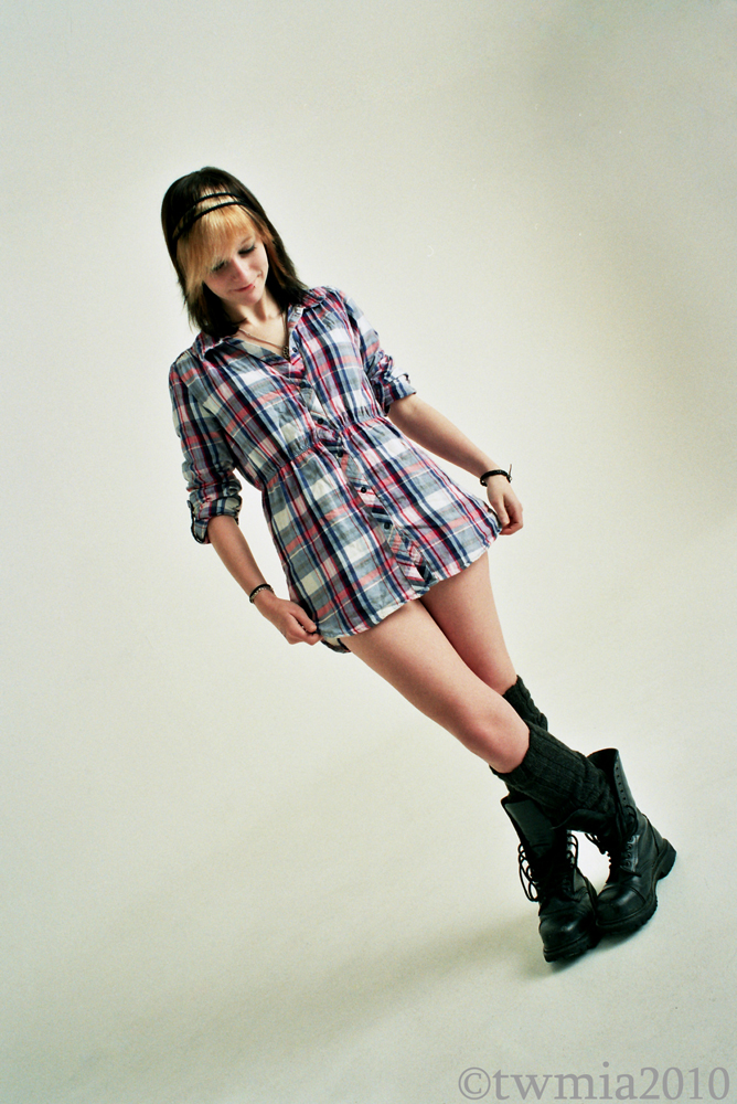 Girls in Boots 1. Shooting