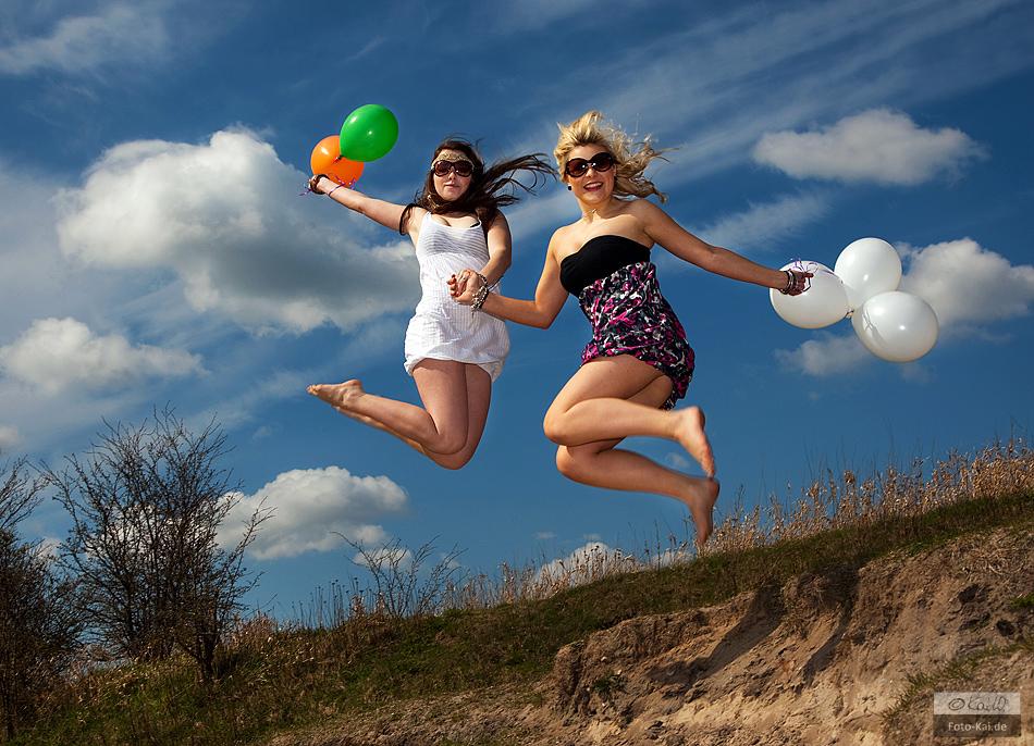 Girls wanna have fun!